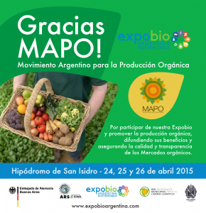 2015 Expo Bio Flyer Gracias Mapo
