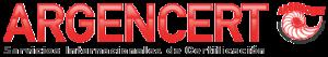 argencert logo 2013